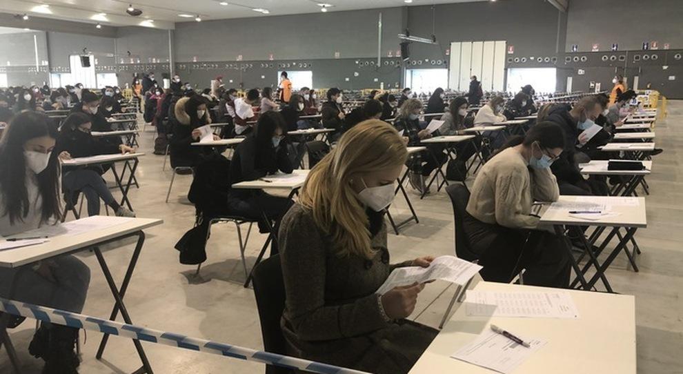 CONCORSO BANCA D'ITALIA  PER  105OPERATIVI  – RISULTATI DELLA PRESELEZIONE